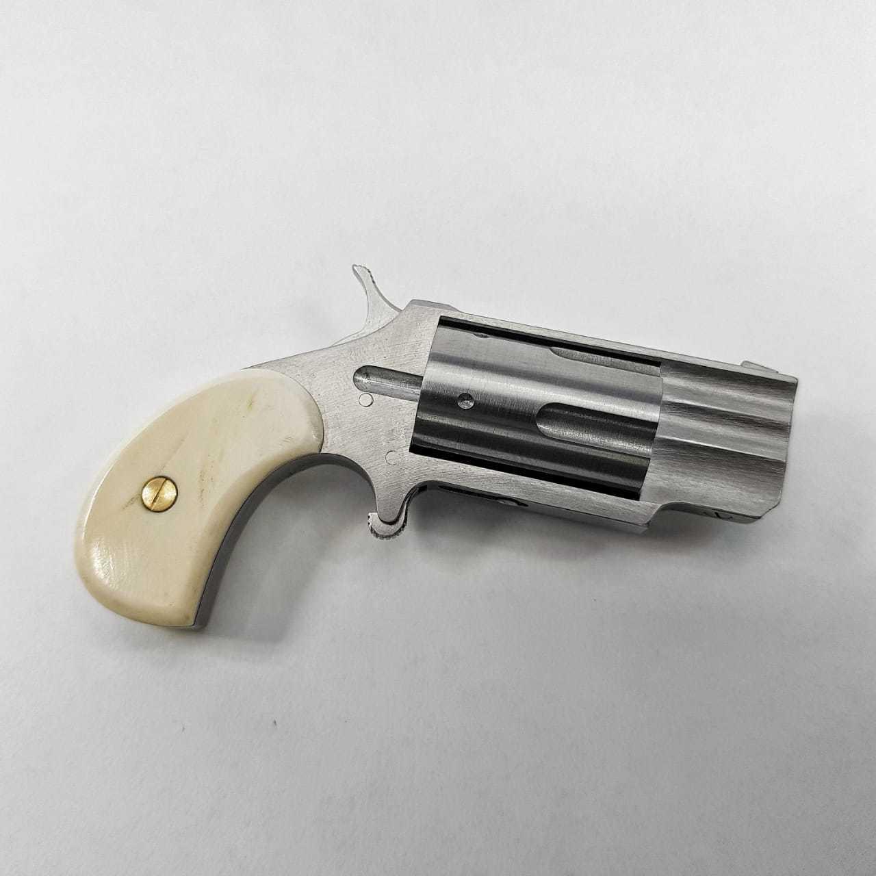 2,5mm NAA PUG revolver