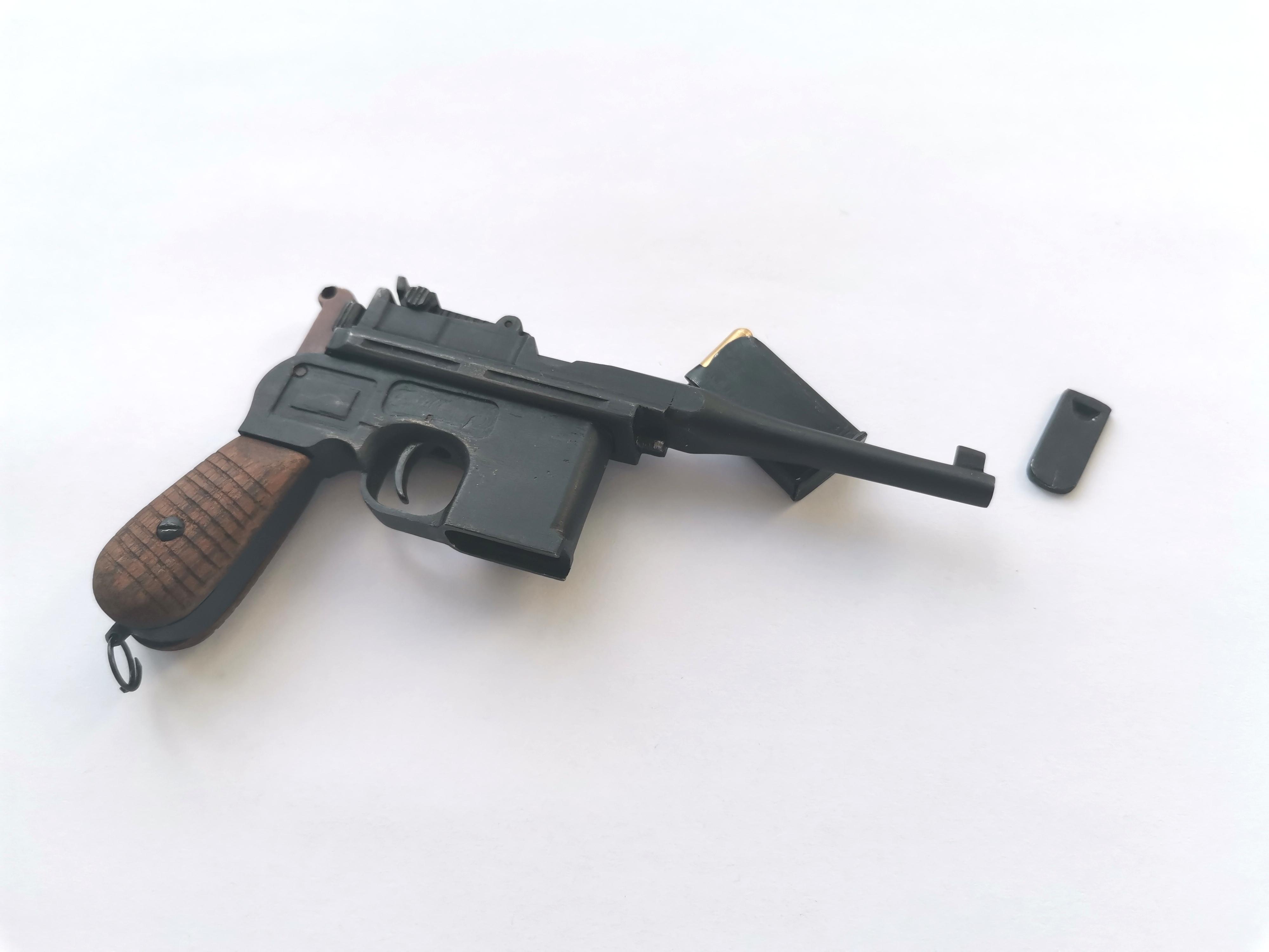 Mauser C96 Clip ����������� 4
