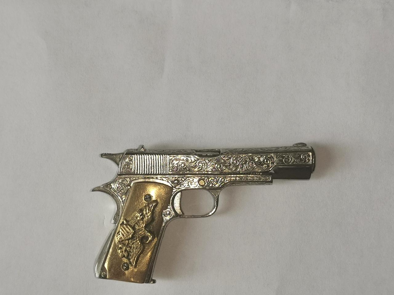Colt 1911 engraved ����������� 0