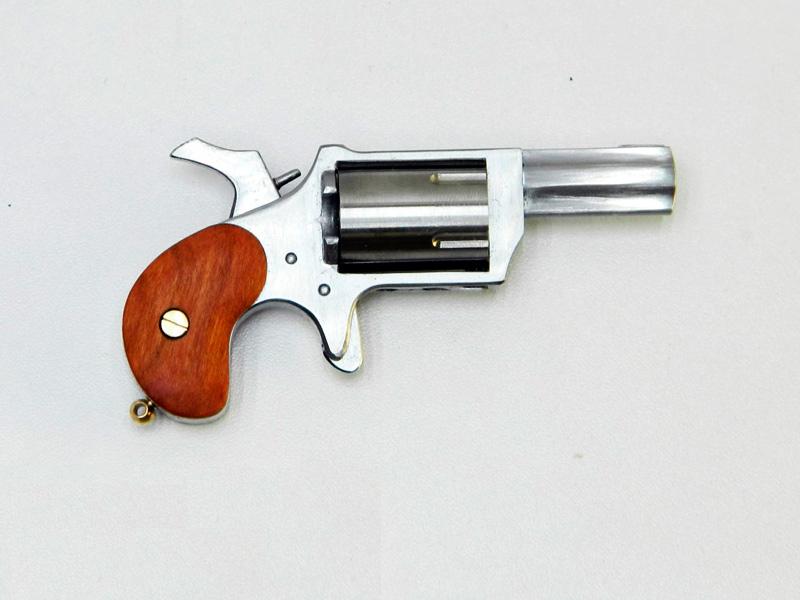 2,5mm NAA Mini revolver