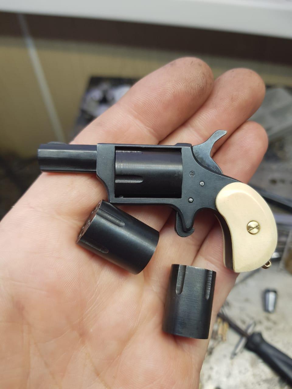 NAA Mini Steel ����������� 1