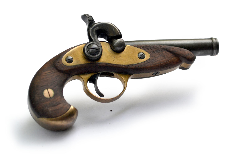 4mm Pirate pistol XVIII