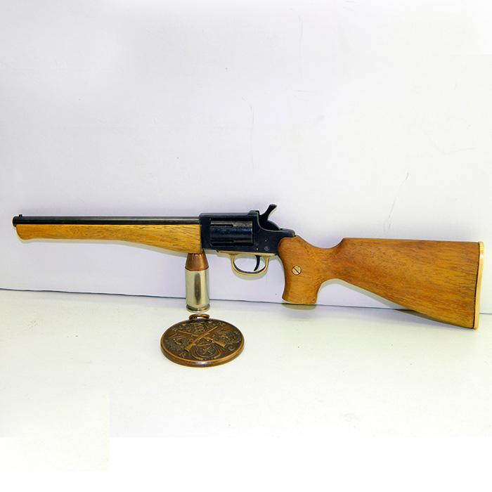 Revolver rifle
