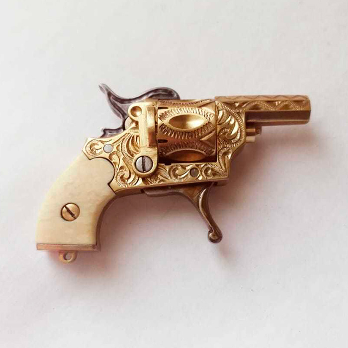 2mm Franz Pfanll revolver