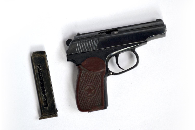 Makarov pistol ����������� 2
