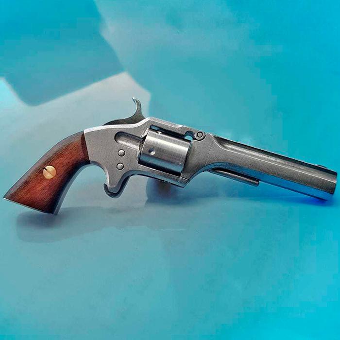 2mm S&W Model 2