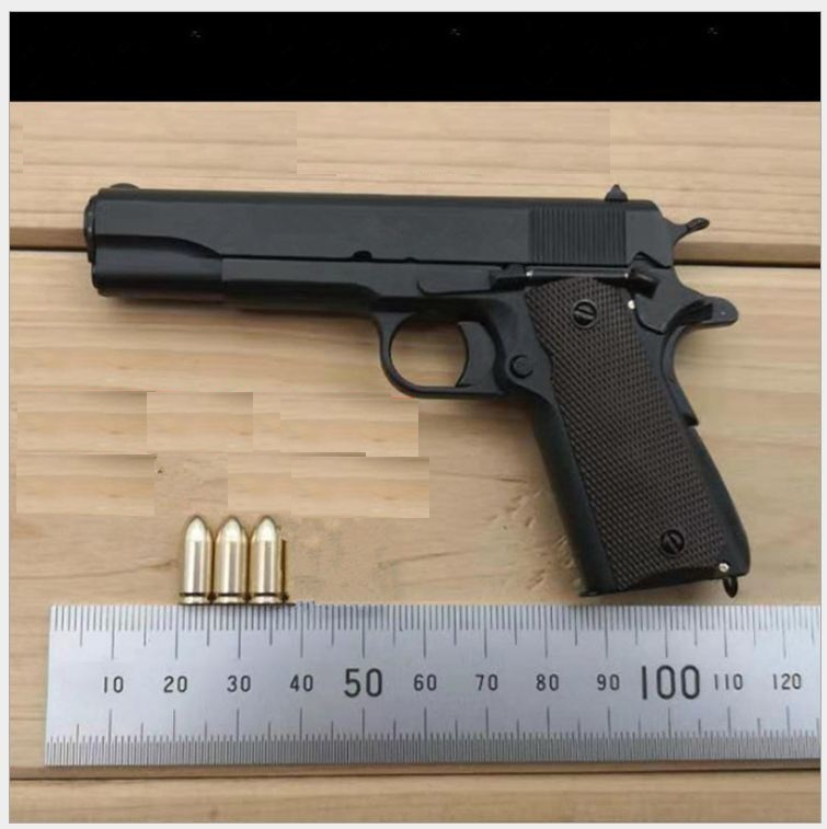model colt m1911 pistol on a scale of 1 2 to buy at a price 44 usd