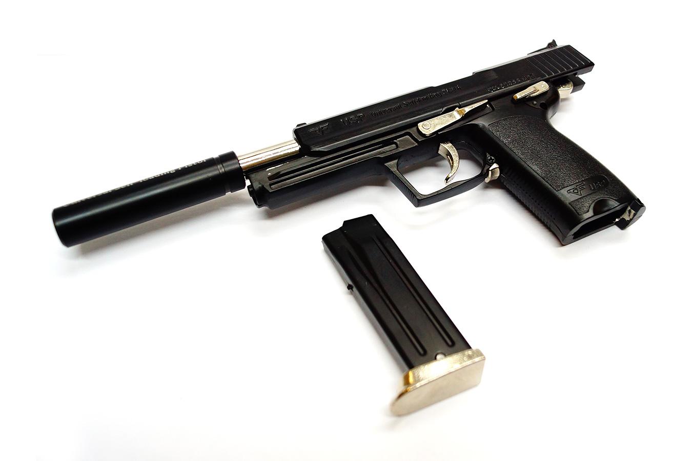 HK USP Tactical ����������� 2