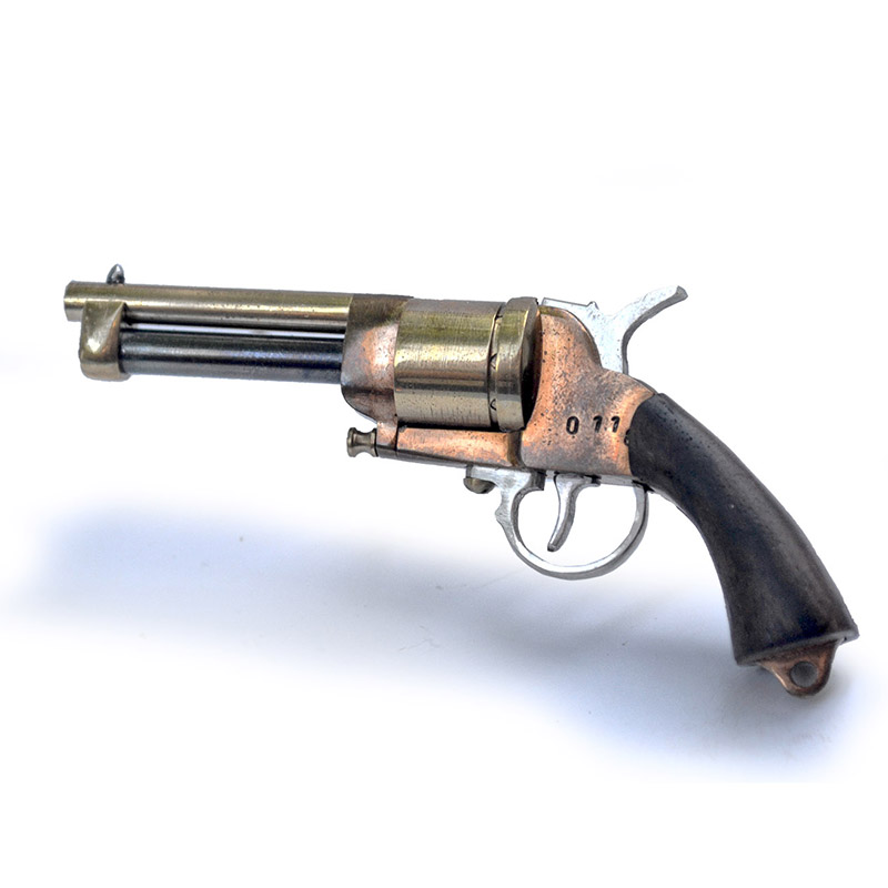 LeMat Revolver scale 1:3