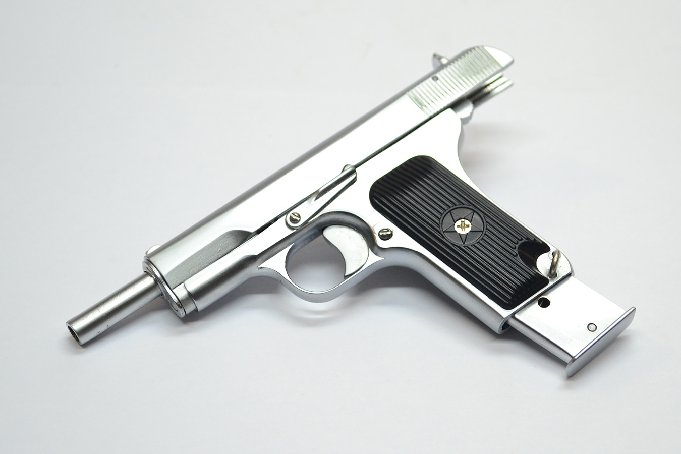 Model TT Tulsky Tokarev 1930 scale 1:2