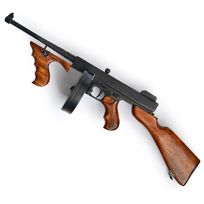 Thompson submachine gun