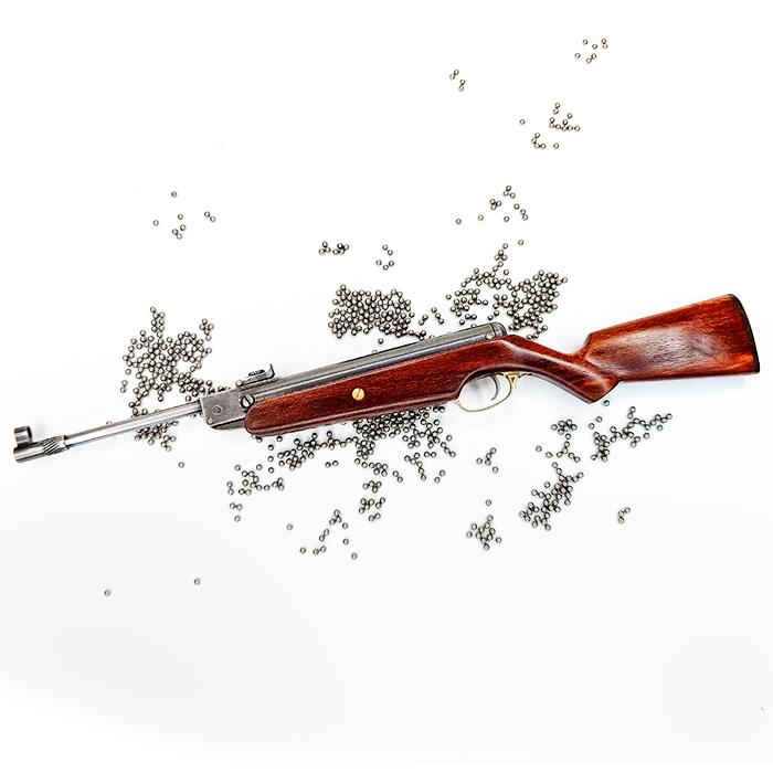1.6mm Air gun rifle