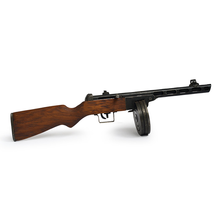 PPSh-41 scale 1:4