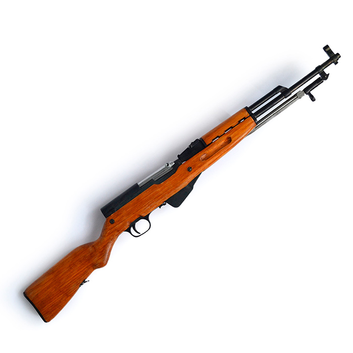 SKS rifle scale 1:3
